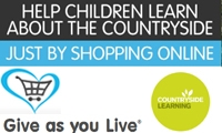Raise Funds for Countryside Learning